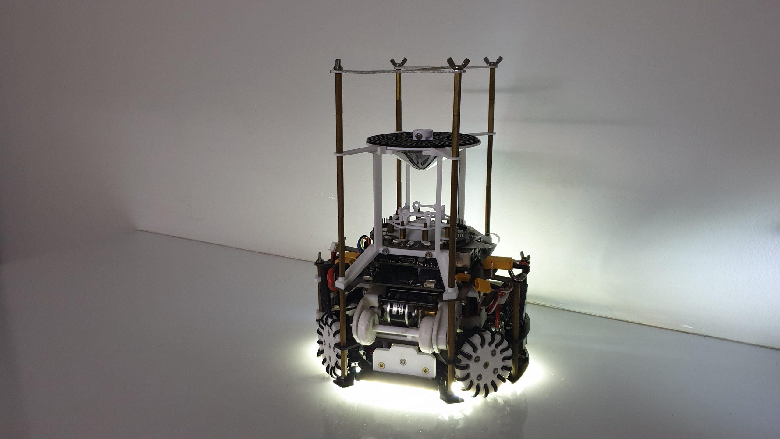 Open Robot 2020