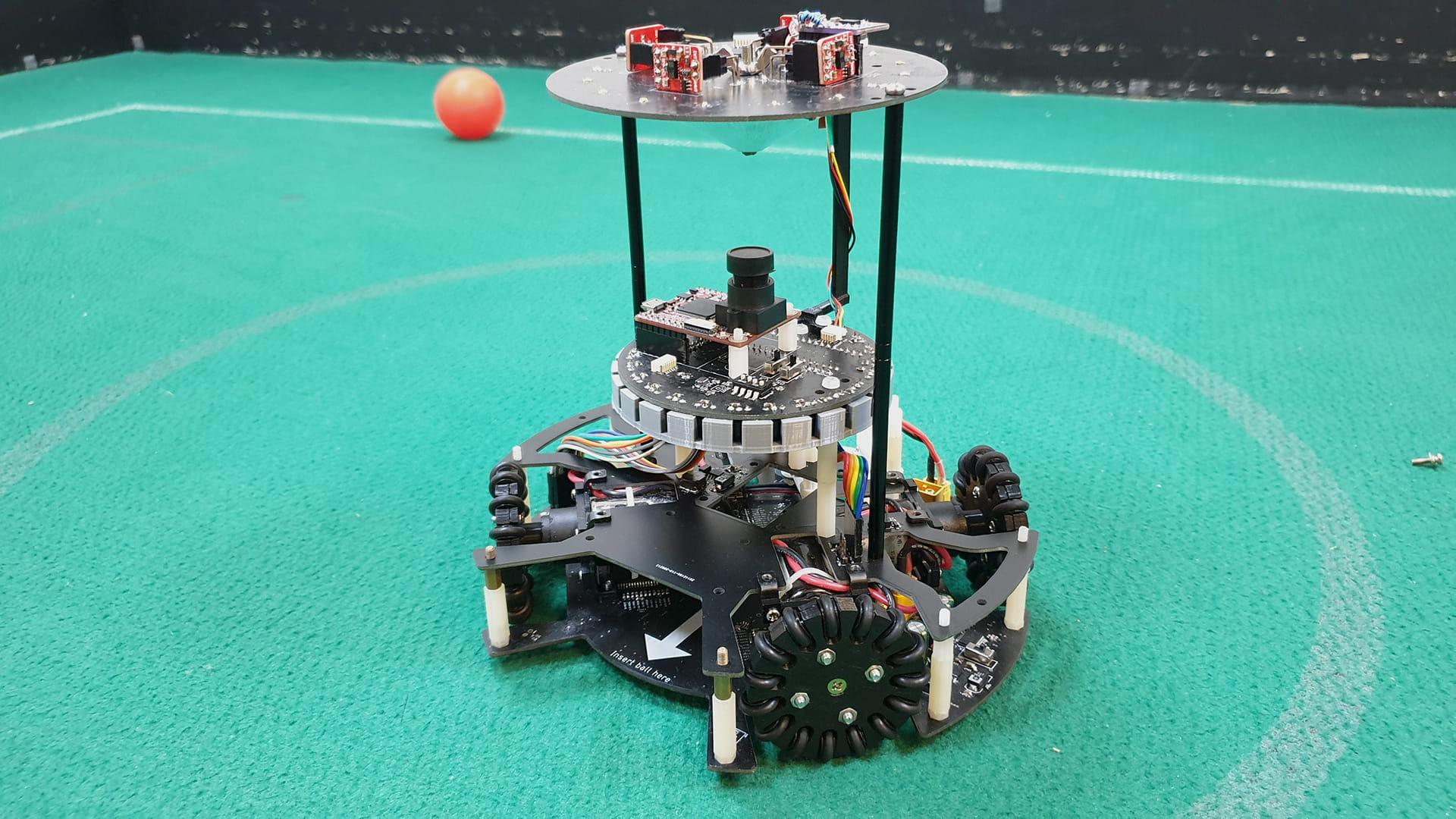 Lightweight Robot 2020